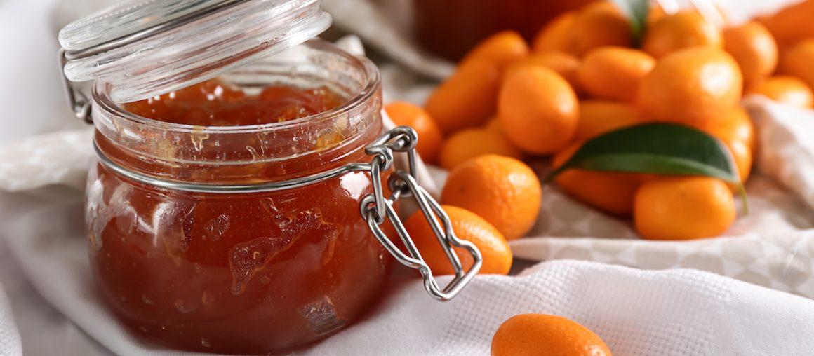 Spiced Cumquat Jam